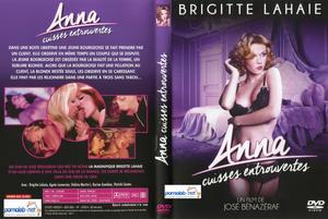 Anna Cuisses Entrouvertes / Женственная Анна (José Bénazéraf, Les Productions du Chesne) [1979 г., All Sex,Classic, DVDRip]