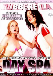 Gwen Media: Rubberella day spa