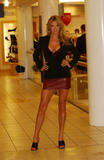 Penny Lancaster | Ultimo Lingerie Presentation | 22 leggy pics