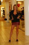 Penny Lancaster | Ultimo Lingerie Presentation | 22 leggy pics