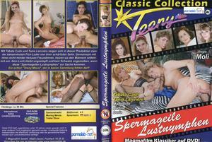 Spermageile Lustnymphen / Страстные Радостные Нимфы (Magma) [1993 г., All Sex,Anal, DVDRip]