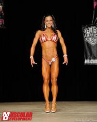 What current FBB has the largest calves?