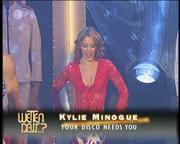 Kylie Minogue - Your Disco Needs You - In Your Eyes - Can't Get You Out Of My Head - 2001