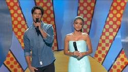 Sarah Hyland - 2014 Teen Choice Awards 720p HDTV