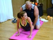 Candace Bailey - AOTS! Yoga with Kevin Pereira's Dad (29xUHQ)