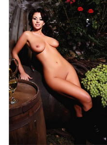 Sandra Bednarkova nude Playboy photo