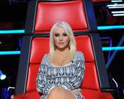"Christina Aguilera -  The Voice Season 2 Stills and ""Get the Look"" Portraits (x51)"