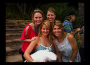 Full Blouse Reunion ...  Andrea Barber,  Candace Cameron, Jodie Sweetin, Lori Loughlin