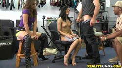 MoneyTalks - Jenna Ross - Pussy Play *February 14, 2012*