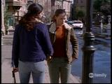 Lauren Graham - Gilmore Girls - From behind
