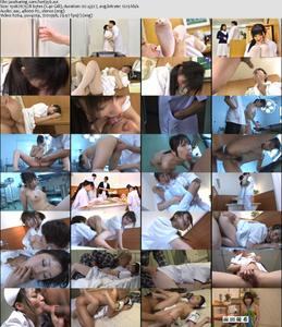 [FSET 356]   Arisa, Chika Arimura, Yuu Shinoda, Konoha   Soiled Trainee Nurse
