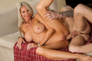 Emma starr seduced by a cougar