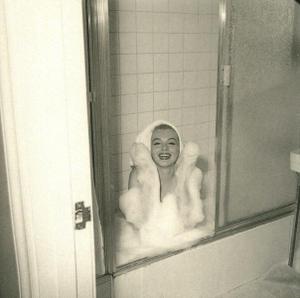 Мэрилин Монро, фото 2. Marilyn Monroe - Andre de Dienes Photoshoot, photo 2