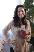 Эрика Дюранс, фото 287. Erica Durance GBK's Golden Globes Gift Lounge 2012 - Day 1, foto 287